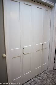 Closet Door Installation To Easily Install Bi Fold Closet Doors