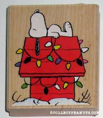 snoopy on his dog house peanuts rubber stede rubber sts collectpeanuts