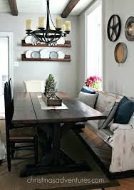 dining table dark wood bench dining table nice design benches