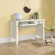 Office Desk With Keyboard Tray Shoal Creek Computer Desk 411204 Sauder