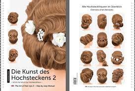 Hochsteckfrisuren Anleitung Schritt F Schritt by Friseur Worms Haare Mehr Frisurenbücher