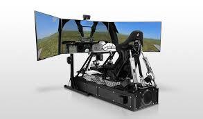siege console de jeux ce simulateur de pilotage est assez puissant pour vous briser les os