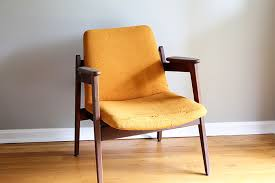 Reupholster Armchair Diy Mid Century Modern Chair Restoration House Of Hawthornes