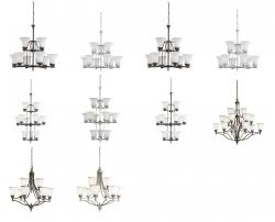 interior luxury design of seagull lighting for home lighting