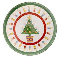 christmas plate christopher radko christmas plates dinner plate by christopher