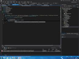 tutorial xamarin xamarin forms quickstart tutorial error the type or namespace name