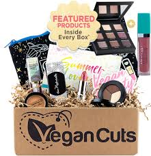makeup gift baskets vegan gift ideas vegan cuts