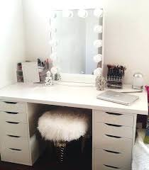 Small Vanity Table Ikea Desk Black Vanity Table Without Mirror Best 20 Vanity Desk Ideas