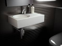 Modern Basins Bathrooms by Alternative To Marc Newson Omvivo Neo Mini Wall Basin Height 115