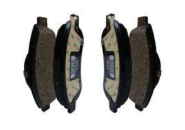 genuine honda civic type r fn2 front brake pads 2007 2011