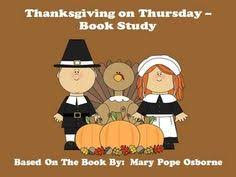 the magic tree house 27 thanksgiving on thursday lit study