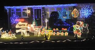 drive by christmas lights better than blackpool illuminations dazzling christmas lights