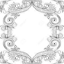 resultado de imagen de floral wedding ornament vector wed