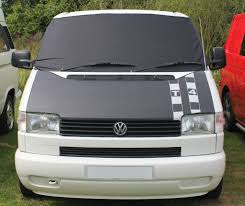 vw t5 t4 t2 transporter window front screen curtain wrap cover
