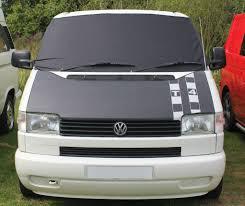 volkswagen kombi food truck vw t5 t4 t2 transporter window front screen curtain wrap cover