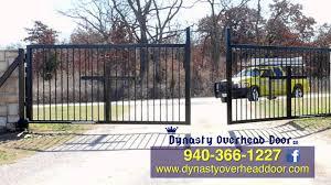 Overhead Door Company Cedar Rapids by Dynasty Overhead Door Commercial Youtube