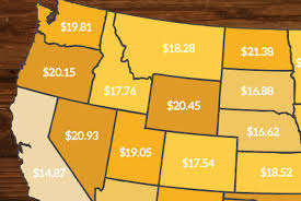 how much is a 30 rack of bud light what a case of beer costs in every state according to new study