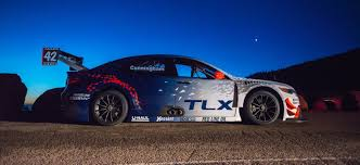 acura is heading to pikes peak with a 500 hp tlx a spec the