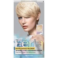 best drug store hair bleach for maximum lightening amazon com l oreal feria absolute platinums hair color extreme