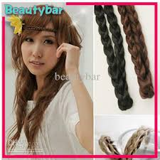 retro headbands 2017 wig hair with braids european style retro hair band headbands