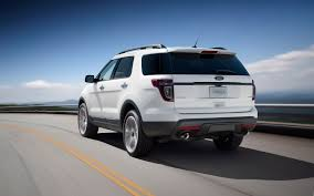 Ford Explorer Lease - 2013 ford explorer sport first drive motor trend