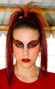 face painting ideas devil