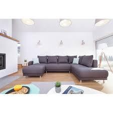 canapé d angle couleur prune canap couleur prune une peinture couleur dans un salon associe
