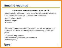 email greeting examples billybullock us