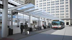 Cta Bus Route Map by Union Station Transit Center For Cta Buses To Open Sunday