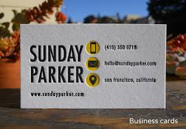 Business Cards San Francisco Reb Peters Press