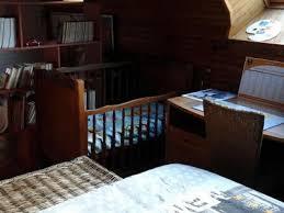 chambre bebe americaine chambre américaine avec lit pour bébé chez myriane brest