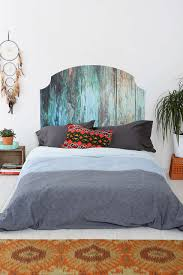 how to make a bed headboard 15 cool diy headboards u2014no drill required brit co