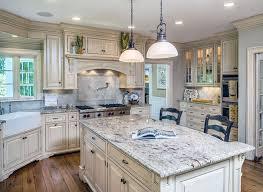White Kitchen Cabinet Ideas White Kitchen Cabinets With Granite Free Home Decor