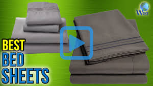 Best Sheets At Target by Top 10 Bed Sheets Of 2017 Video Review