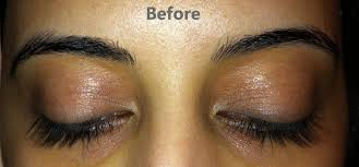 How To Arch Eyebrows Eyebrow And Threading Healthy And Natural Hair Removal