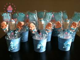 Centerpieces For Baby Showers by Baby Shower Table Centerpieces For A Boy Nautical Boy Baby Shower