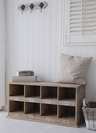 inspiring hallway storage bench cream wooden hallway storage bench