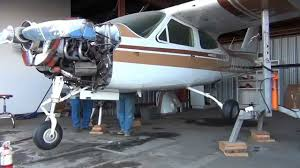 1976 cessna 177 rg ii cardinal retract test youtube