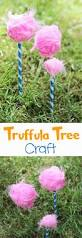 truffula trees dr seuss lorax craft for kids easy earth day