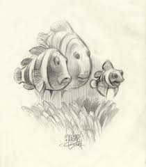 18 pieces of finding nemo concept art you u0027ve never seen oh my disney