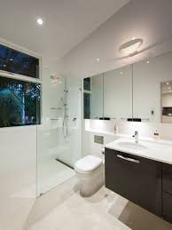 Minimalist Bathroom Design Houzz - Minimalist bathroom design
