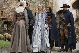 Queen Anne by Queen Anne The Musketeers Images Queen Anne With Treville And D