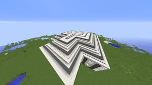 minecraft modern house building 13 roof design youtube