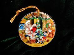 pinocchio ornaments set disney ornament