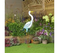 buy harry heron metal garden ornament at argos co uk your