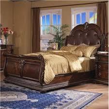 California King Sleigh Bed Sleigh Beds Sacramento Rancho Cordova Roseville California