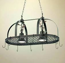 kitchen island pot rack lighting lighted pot racks hanging lighted pot rack kitchen island pot rack