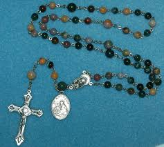 unique rosaries how to make a rosary 7 steps with pictures