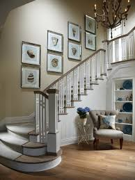 Staircase Decorating Ideas Wall Staircase Decorating Ideas Ebizby Design