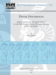 haring divine households administrative and economic aspects of